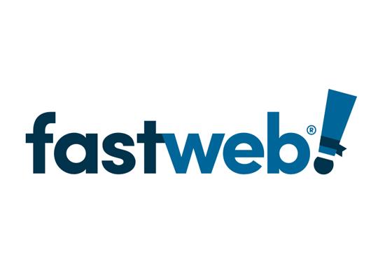 Go College! Now | fastweb Logo