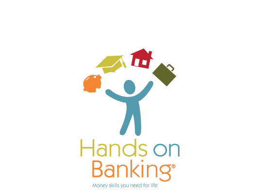 Hands on Banking Logo
